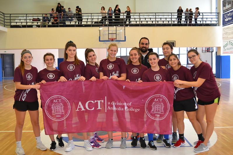 ACT Sports & Athletics