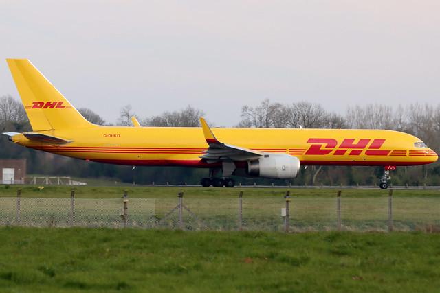 DHL Air G-DHKO BFS 17/04/21