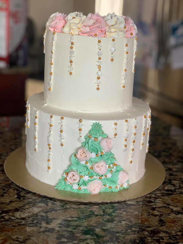 Cake by BitterSweet Cakes and Candies