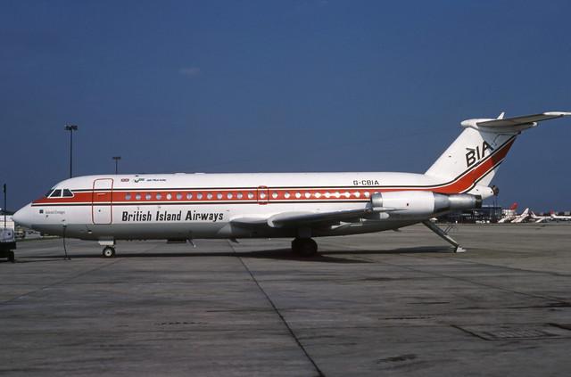 G-CBIA (BIA - Air Florida)