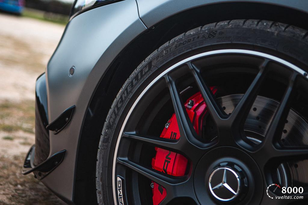 Mercedes A45s AMG -  8000vueltas-36