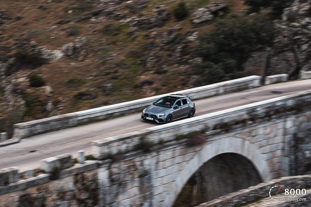 Mercedes A45s AMG -  8000vueltas-9