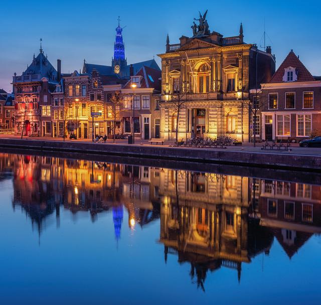 Teylers, Haarlem