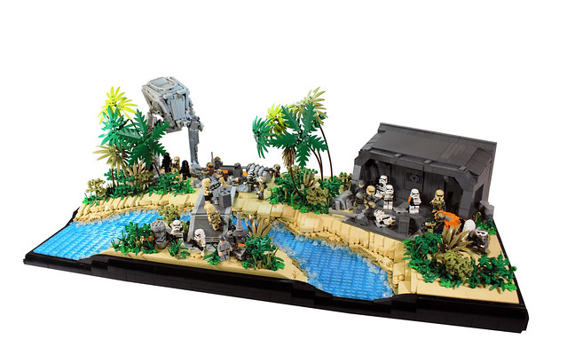 The Shores of Scarif