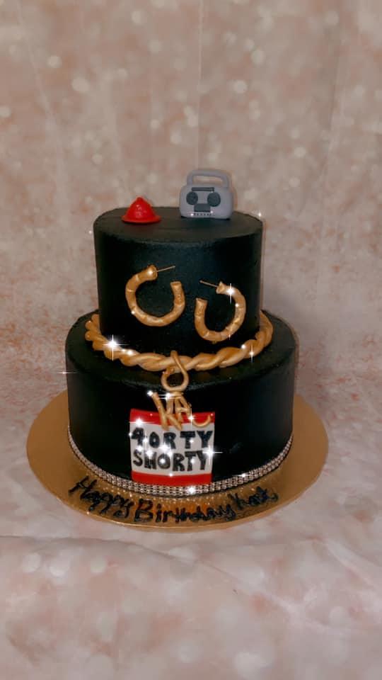 Cake by MK Treats