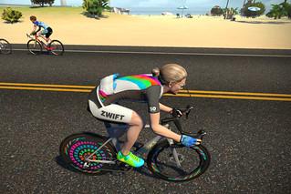 The Level 50 rider kit
