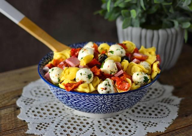 Cilliegine Caprese Salad