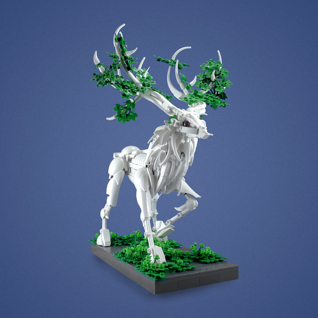 The Branching Elk