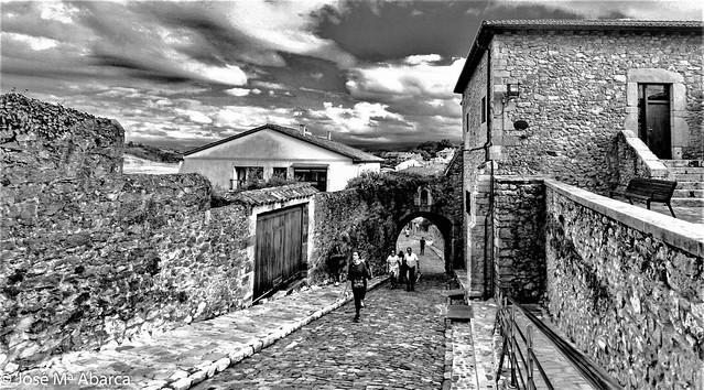 Las cuestas de San Vicente