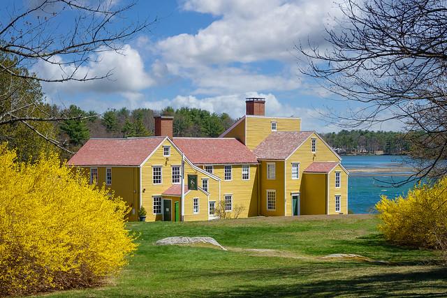Wentworth-Coolidge Mansion, Portsmouth, NH