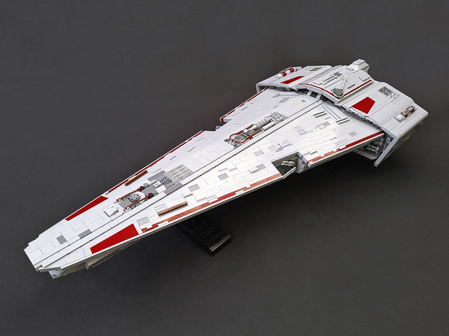 MOC - Rebel Alliance Corvus