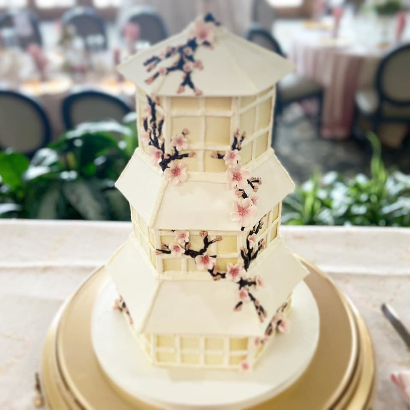 Cake by Le Petit Sweet