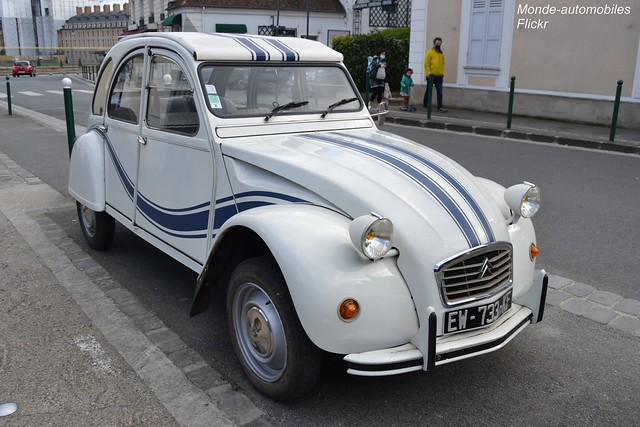 Citroën 2cv France 3