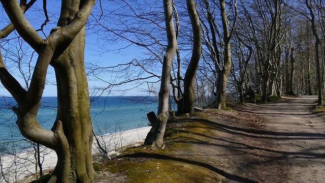 ...karibisches blau an der Ostsee.....**explored**