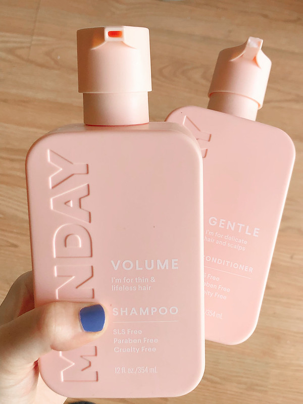 Monday Hair Products