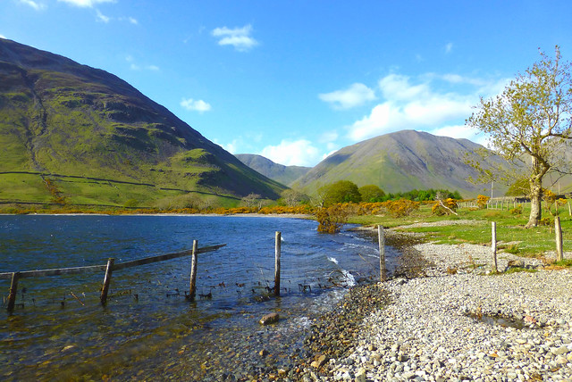 Wastwater, Lake District, UK