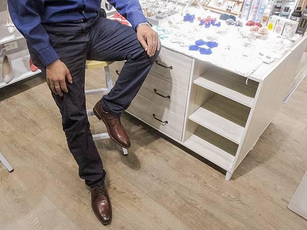 男生皮鞋婚鞋