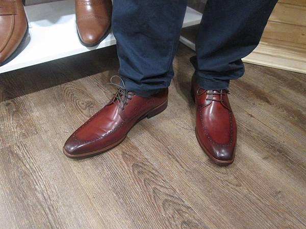 真皮男鞋品牌