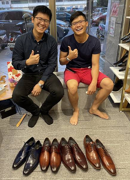 高雄男生婚鞋