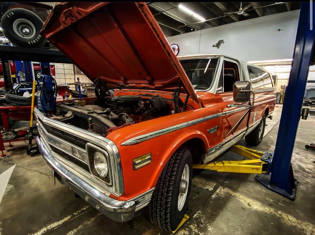 1971 Chevy C20