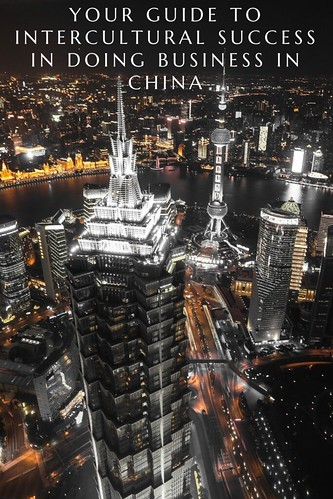 Shanghai nightscape. From Doing Business in China? 19 Cultural Differences You Should Know