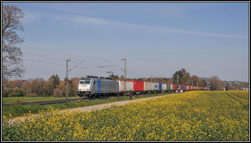 Crossrail 186 292 Aachen Gemmenicher Weg 25.04.2021