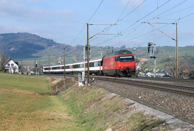 SBB Re 460 066 Frick