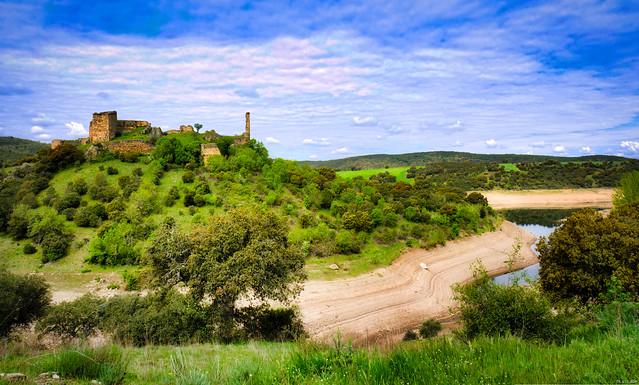 El Castillo de Alba