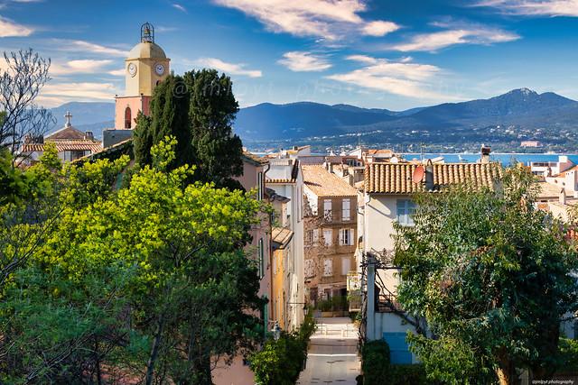 Saint-Tropez dans le Var sur la Côte d'Azur  -1L8A9928