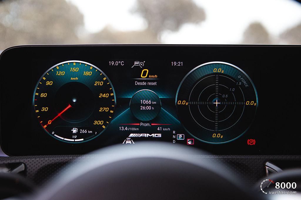 Mercedes A45s AMG -  8000vueltas-76