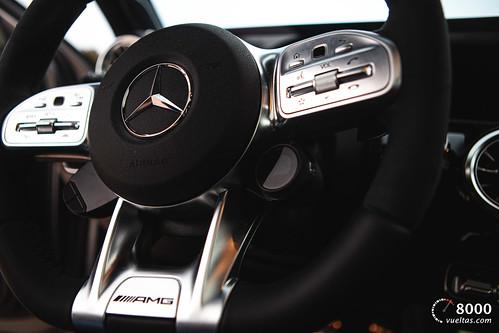 Mercedes A45s AMG -  8000vueltas-74