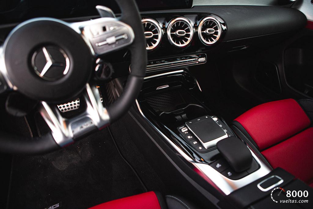 Mercedes A45s AMG -  8000vueltas-72