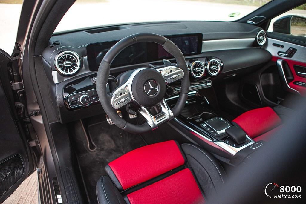Mercedes A45s AMG -  8000vueltas-67