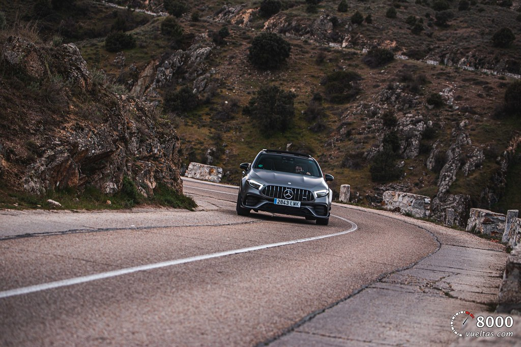 Mercedes A45s AMG -  8000vueltas-10