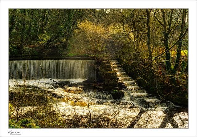 Birkacre Weir