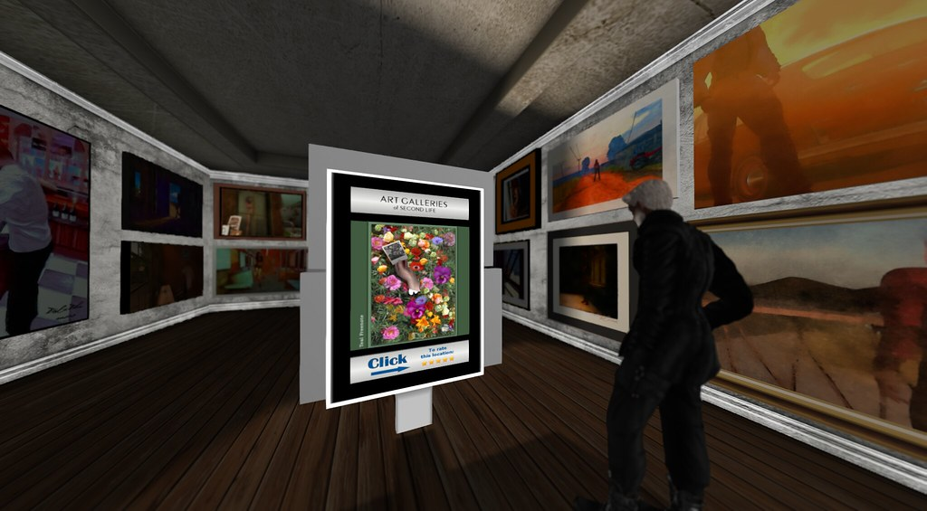 This gallery will be maintained