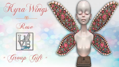 ::: APRIL GROUP GIFT & LIMITED PROMO SALE :::