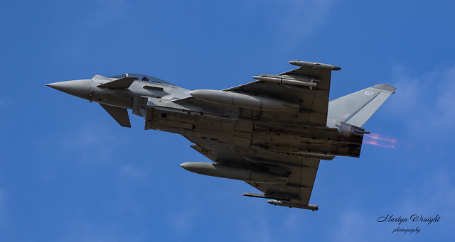 RAF Typhoon Eurofighter FGR 4