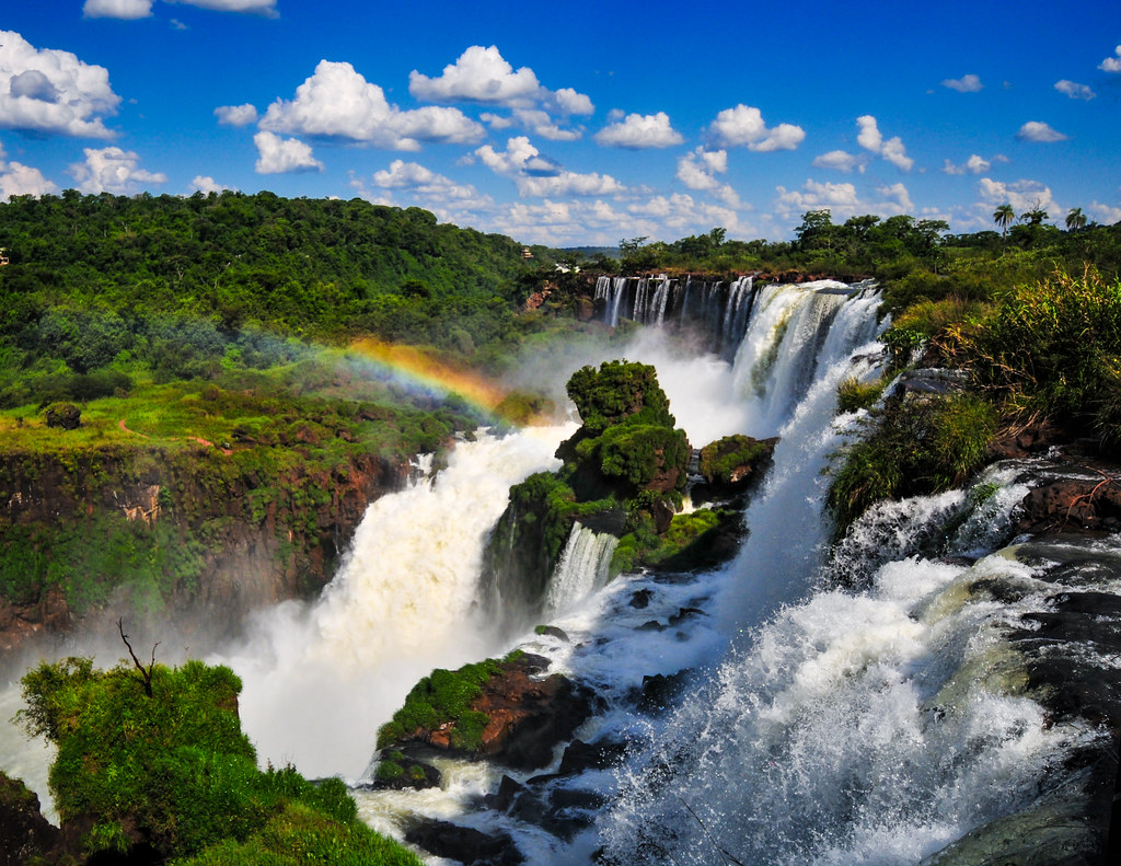 Iguazu Falls, Argentina/Brazil イグアズの滝、アルゼンチン/ブラジル (Explored 28/iv/21)