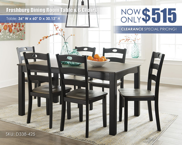 Froshburg Dining Table & 6 Chairs_D338-425_Updated