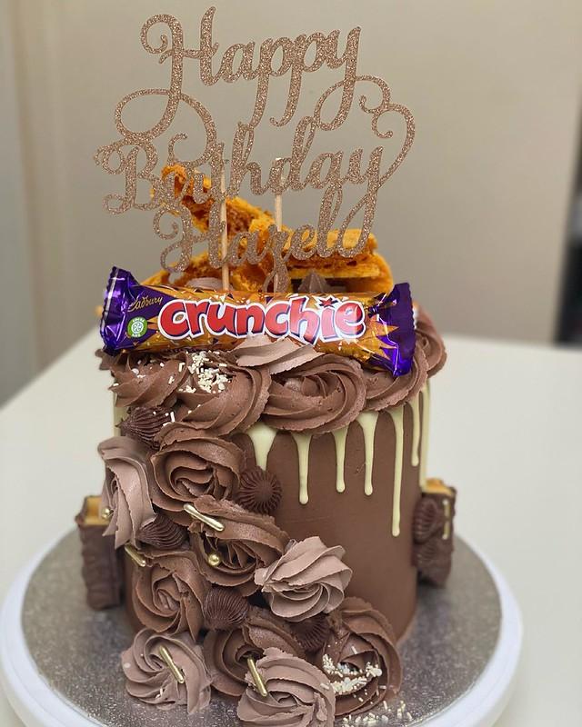 Cake by Pretty Cake Bakes