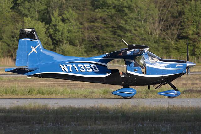 N7135D - Found Aircraft Canada -FBA-2C3 Expedition 350 - KPDK - Apr 2021