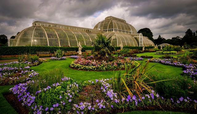 Royal Botanical Gardens, Kew, London  キュー王立植物園、ロンドン