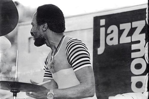 Freddie Waits - Jazzmobile