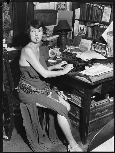 Dulcie Deamer, 1 April 1950
