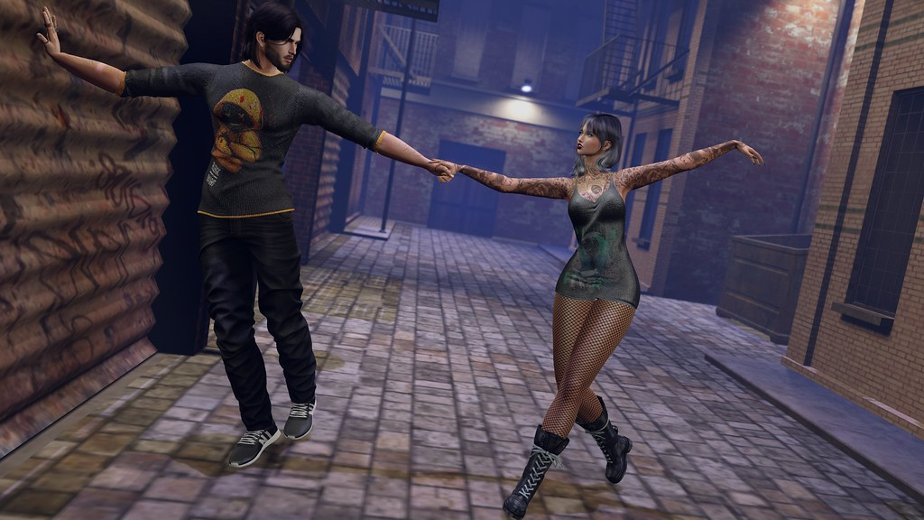 My Korner  #555 - Dance With Me!