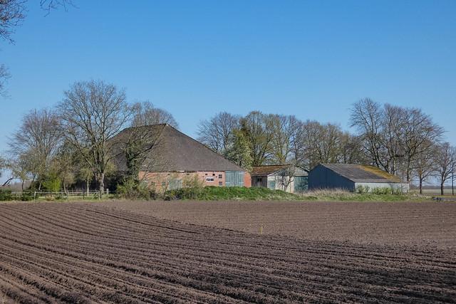 Boerderij Nijesweg Buinen
