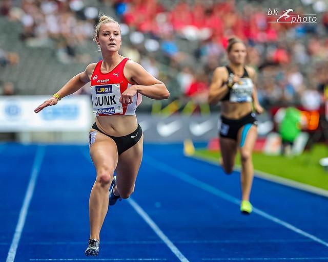 Deutsche Leichtathletik-Meisterschaften; Berlin, 04.08.2019