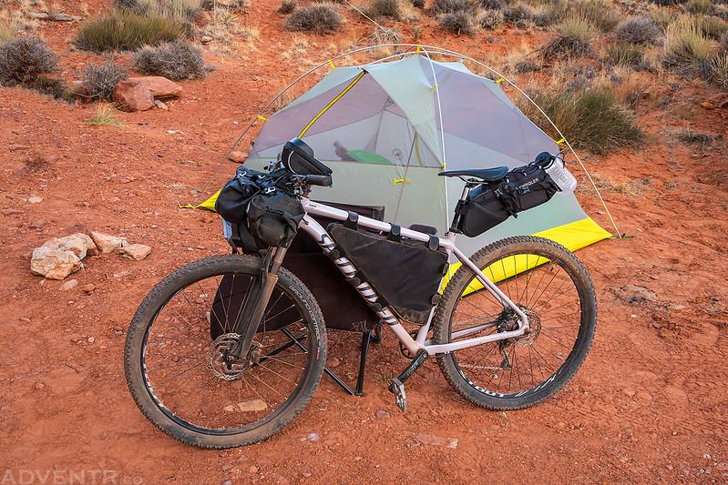 Bikepacking Setup
