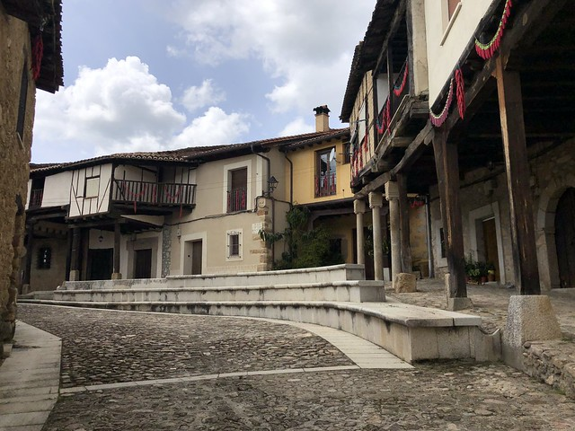 Plaza Juan de Austria (Cuacos de Yuste, Cáceres)